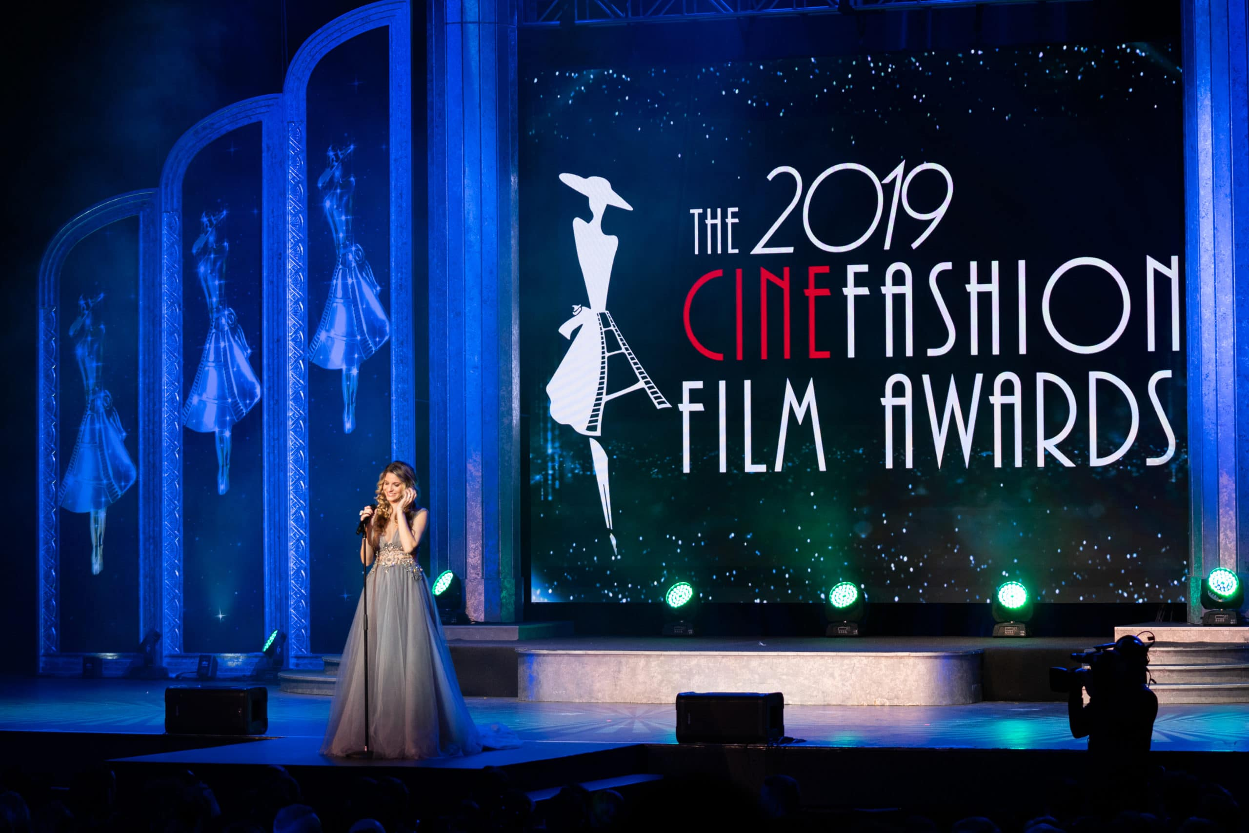 the CineFashion Film Awards 2019