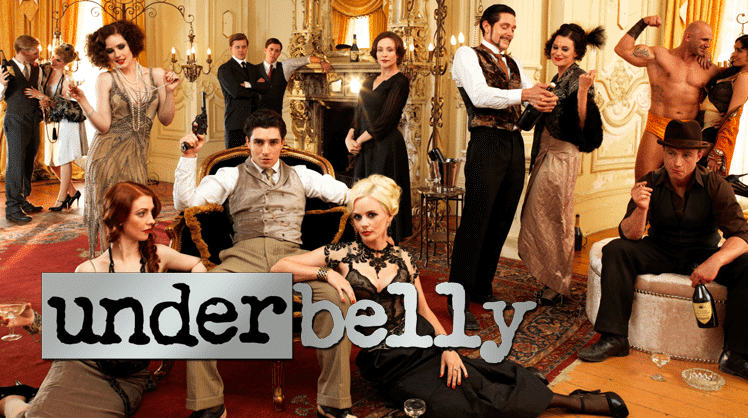 Underbelly: Squizzy