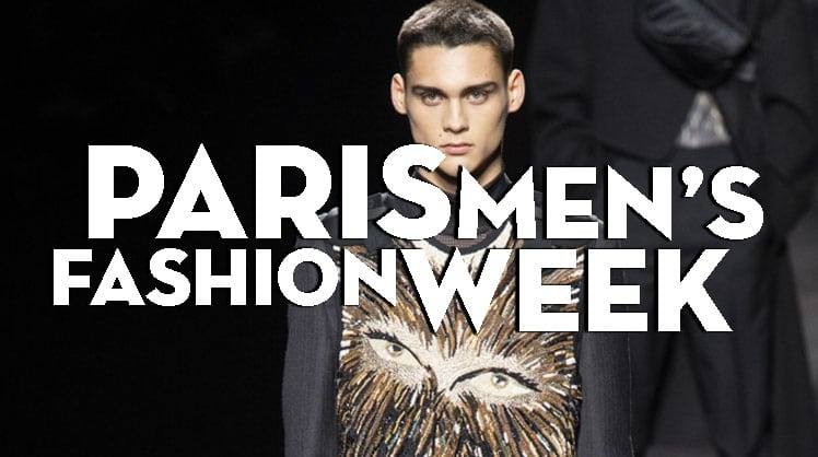 Paris Men Fashion Week