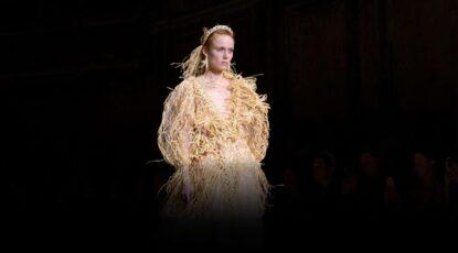 Paris Haute Couture 2020