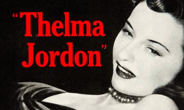 Thelma Jordon