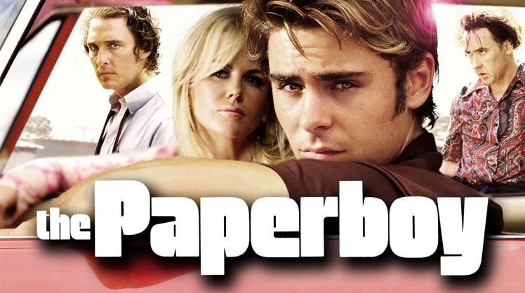 The Paperboy movie Zac Effron Nicole Kidman Cinemoi 2012