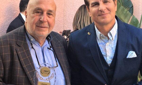 Larry Namer and Vincent De Paul