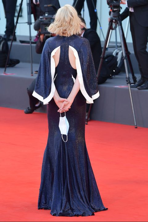 Cate Blanchett is a Sustainable Style Icon at the 2020 Venice Film Festival 3