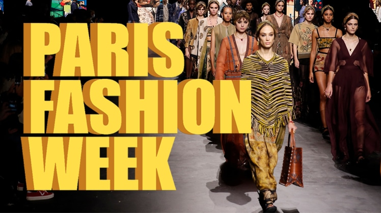 Paris Fashion Week Spring Summer 2021