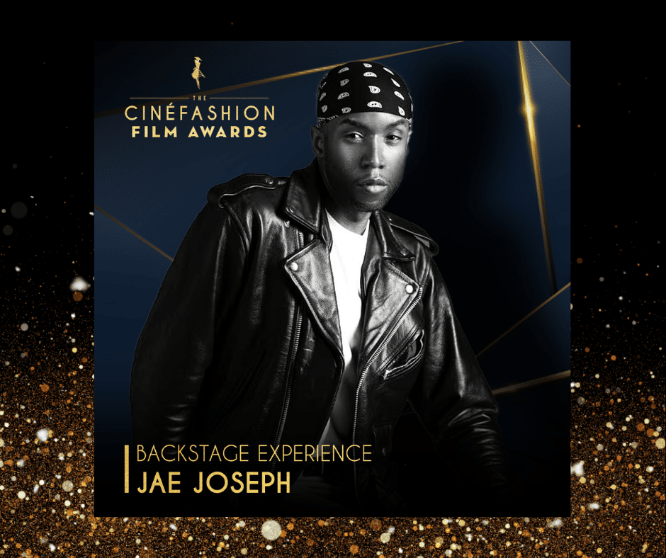 VIP SWAG GIVEAWAY! Jaé Joseph hosts The CFFAs Backstage Experience 3