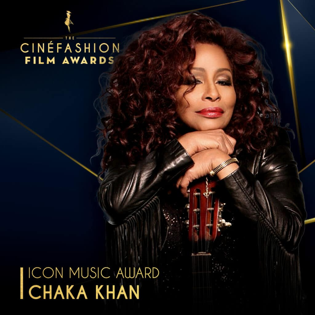Chaka Khan to receive Timeless Icon Award at the 2020 CinéFashion Film Awards 1