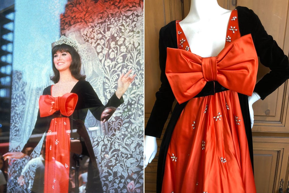Who's That Girl? How Actress Marlo Thomas & Designer Marilyn Lewis Influenced Fashion 9