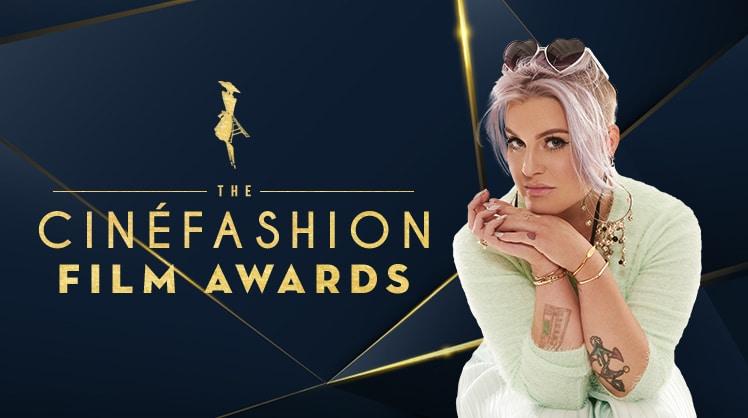 CineFashion Film Awards 2020 Kelly Osbourne Cinemoi