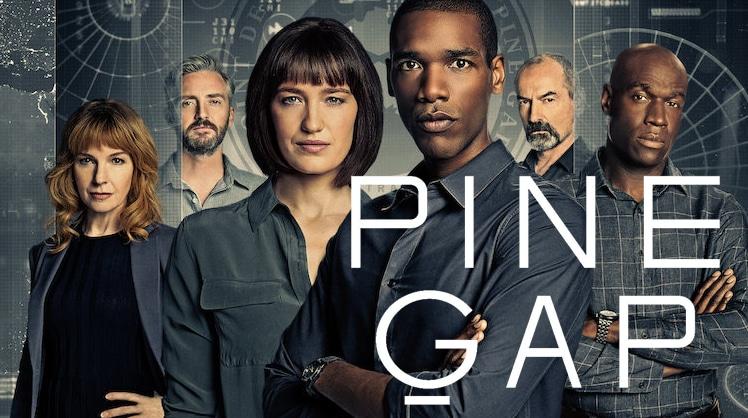 Pine Gap TV Series CINÉMOI