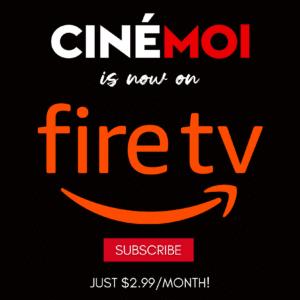 Cinémoi is on Fire! 1