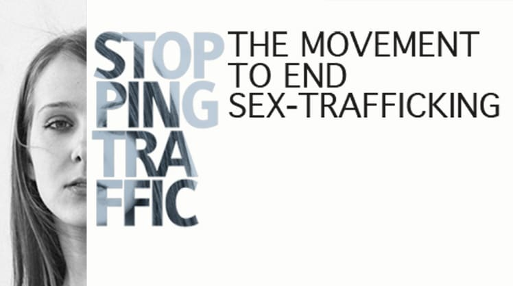 STOPPING TRAFFIC 2017 the movement to end sex-trafficking