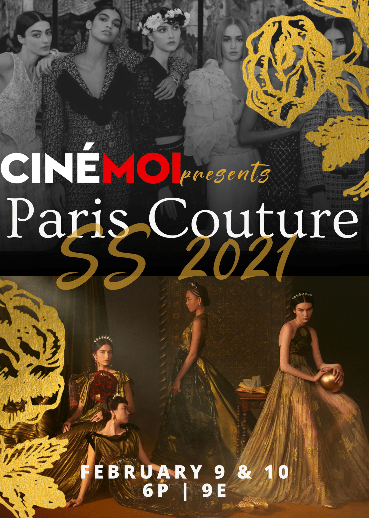 Cinémoi Presents: Paris Haute Couture Fashion Week SS 21 2